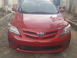 Foreign Used Toyota Corolla (2012)