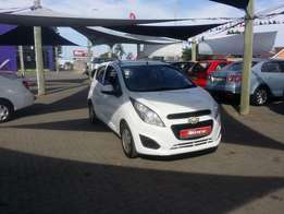 2013 Chevrolet Spark Panel Van With Cage in Back