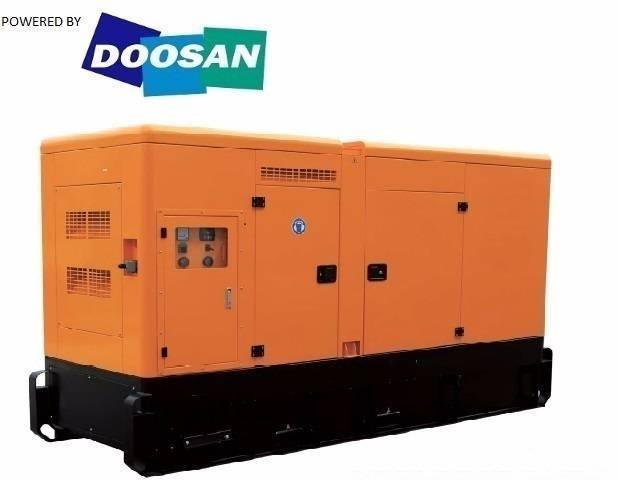 Doosan P158le1 - 418 Kva - Sns1032 - 2019