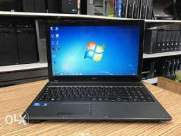 """Acer Aspire Dual Core 2Ghz 2GB Ram 250GB HDD 15.6"""" Laptop"""