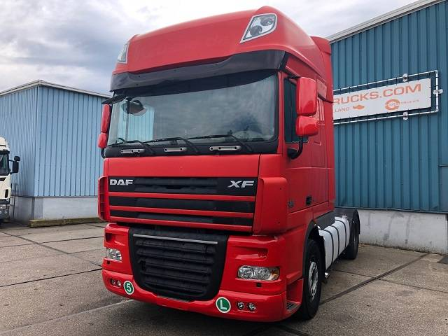 DAF FT XF105-460 SUPERSPACECAB (EURO 5 / ZF-INTARDER / 2x TANK) - 2009