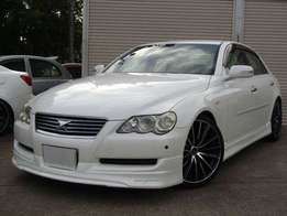 2005 Toyota Mark X Automatic 10MILLION