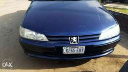 Reg 99 Peugeot 406 with Radio , AC needs gas. Manual - Located at V.I