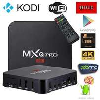 Android TV Box (MXQ Pro Smart 4K),hdmi included