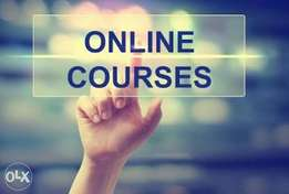 Access to certified online courses