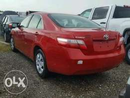 2007 red Toyota Camry for sale