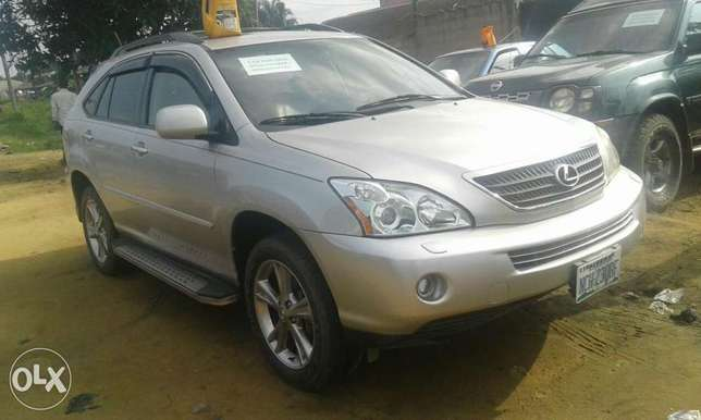 Neatly used lexus rx 4oo h for sale Port Harcourt - image 1