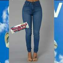 Ladies jeans,slim fit available on offers.Be unique and grab this.