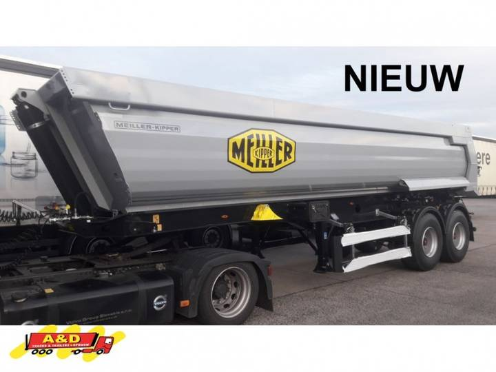 Meiller Kipper - On stock direct leverbaar