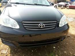 Very clean and Super neat 2003 Toyota Corolla, Lagos Clearing.