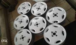 CD 16v rims and tyres for sale