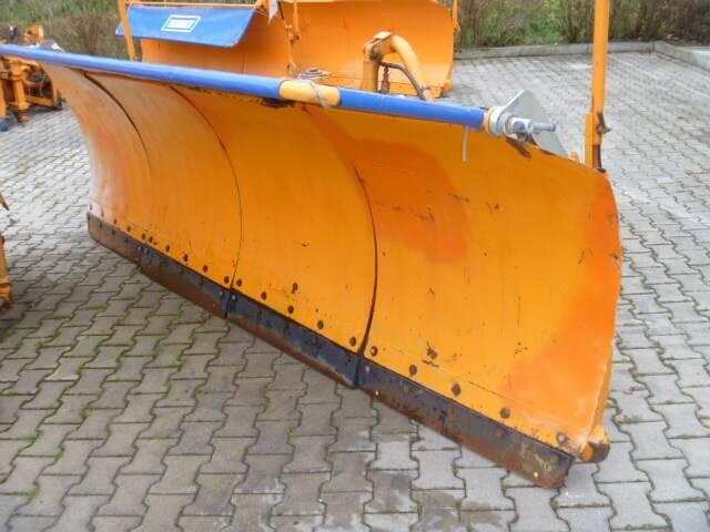 Unimog Schneepflug - Schneeschild Schmidt Mf 5.3 - 1981