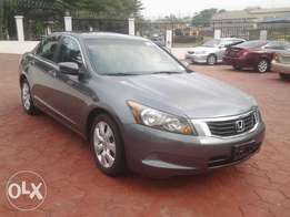 Clean toks honda accord