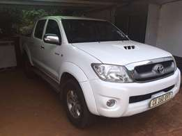 Very Neat Dcab Toyota Hilux 2010, Manual, Diesel, 3000cc.Only Kes 3.1m