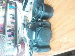 Canon 600d for rent