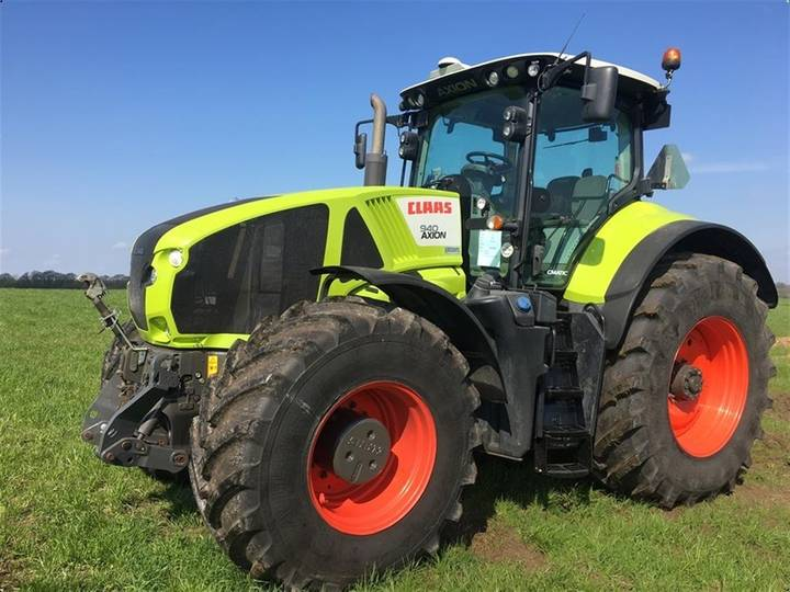 Claas AXION 940 CMATIC - 2014