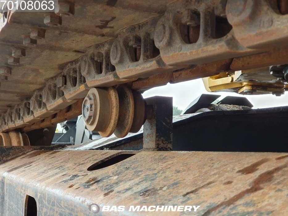 Caterpillar 308E 3 buckets - German dealer machine - 2012 - image 8