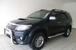 Toyota Fortuner 3.0D-4D Auto for sale