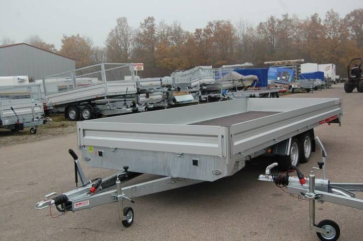 TEMA TR 5020 - S 3500 kg - 500 x 210 x 30 cm