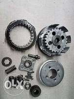 Honda xl185s clutch