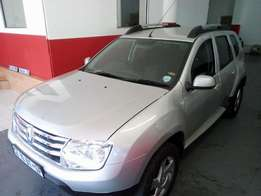 Renault Duster 1.5 DCI SUV 2014 Model