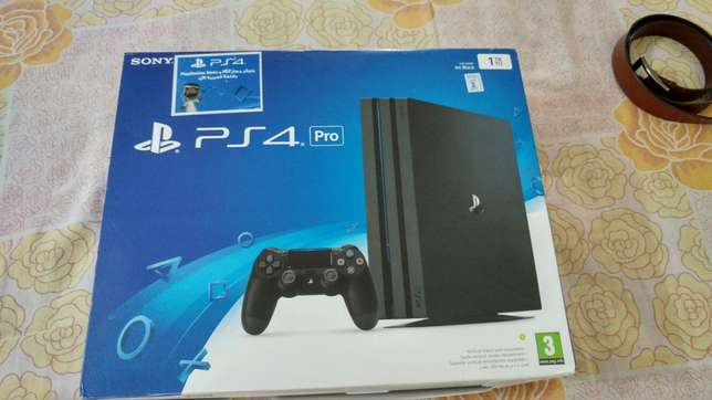 Ps4 pro brand new sealed Mombasa Island - image 1
