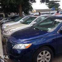 A Tokunbo camry