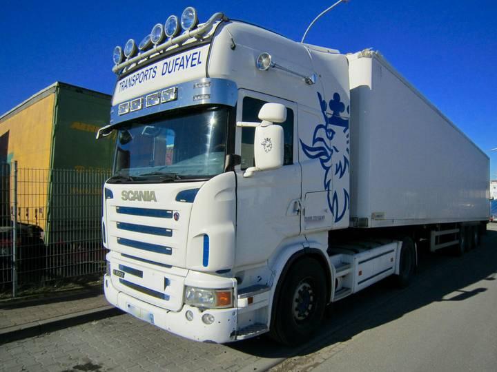 Scania R 500 Topline / Retarder / Euro 4 / Manual - 2008