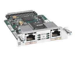 Cisco Systems HWIC-2FE Two 10/100 routed port HWIC