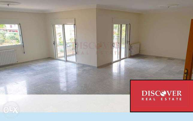 230sqm apartment for sale in Baabdat
