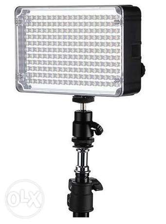 Aputure Amaran H198C On-Camera LED Light زلقا -  3