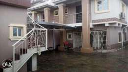 fully finished 5 bedroom Detached Duplex for sale in Ago, Okota, Lagos