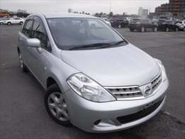 Foreign Used Nissan Tiida Silver Saloon For Sale Asking Price- 890,000