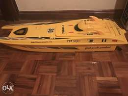 Toy Remote control water craft(boat)