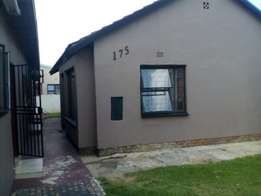 A three bedroom house to let in Pimville