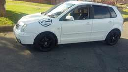 Selling vw polo 1,6