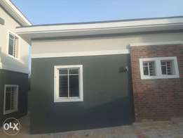 Executive 1bedroom bungalow opposite liberty estate for Rent