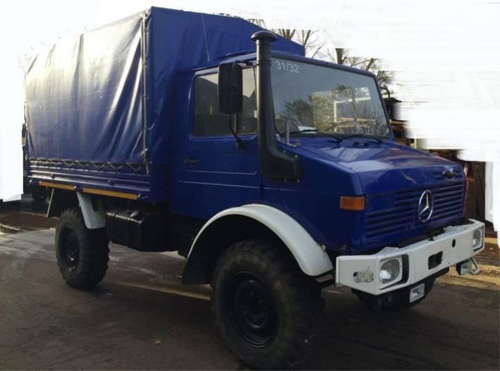 Unimog 435 / 1300 L
