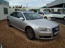 2006 Audi A8 4.2 Fsi 1 owner fsh at agents
