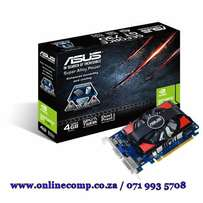 On Sale - Asus NVidia GeForce GT 730 DirectX 11 4GB