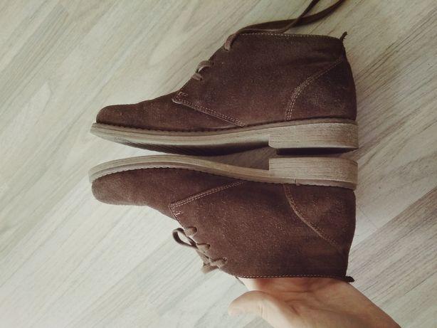 Черевики жіночі замшеві  550 грн. - Жіноче взуття Київ на Olx 8c27b8076f1b7
