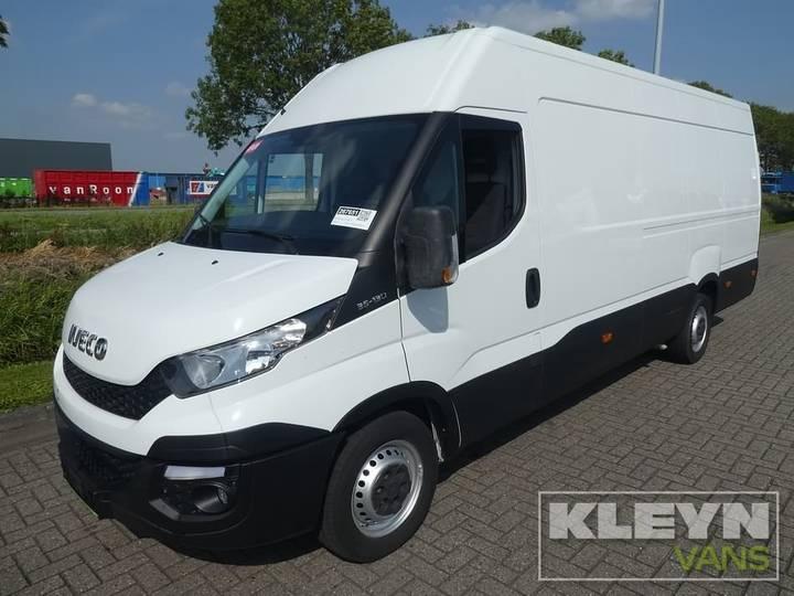 Iveco DAILY 35 S 13 l3h2 maxi airco - 2016