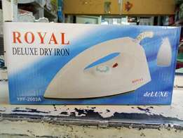 Royal Deluxe iron
