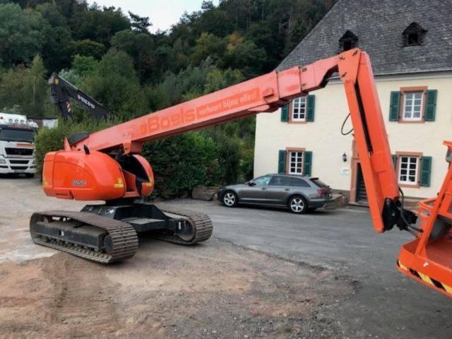JLG 660 Sjc *22m Arbeitshöhe*230kg* Auch Miete* - 2005