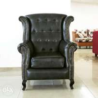 Wing back chair Uganda ready to take