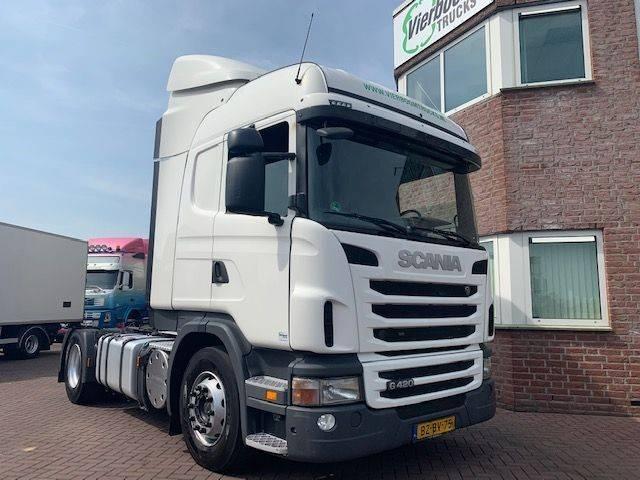 Scania G420 4X2 HOLLAND TRUCK TOP ZUSTAND!!!!!!!!!! - 2011