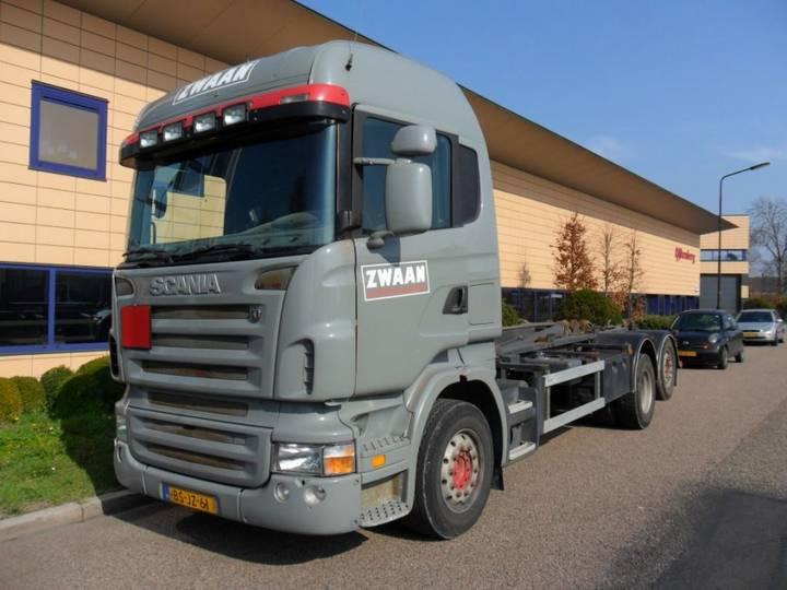 Scania R420, 6 X 2 - 2006