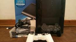 PS3 + Extras