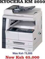 Best Kyocera KM 2050 At just Ksh.64,500, hurry up