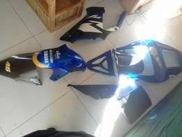 Yamaha YZF R1 99 original fairings